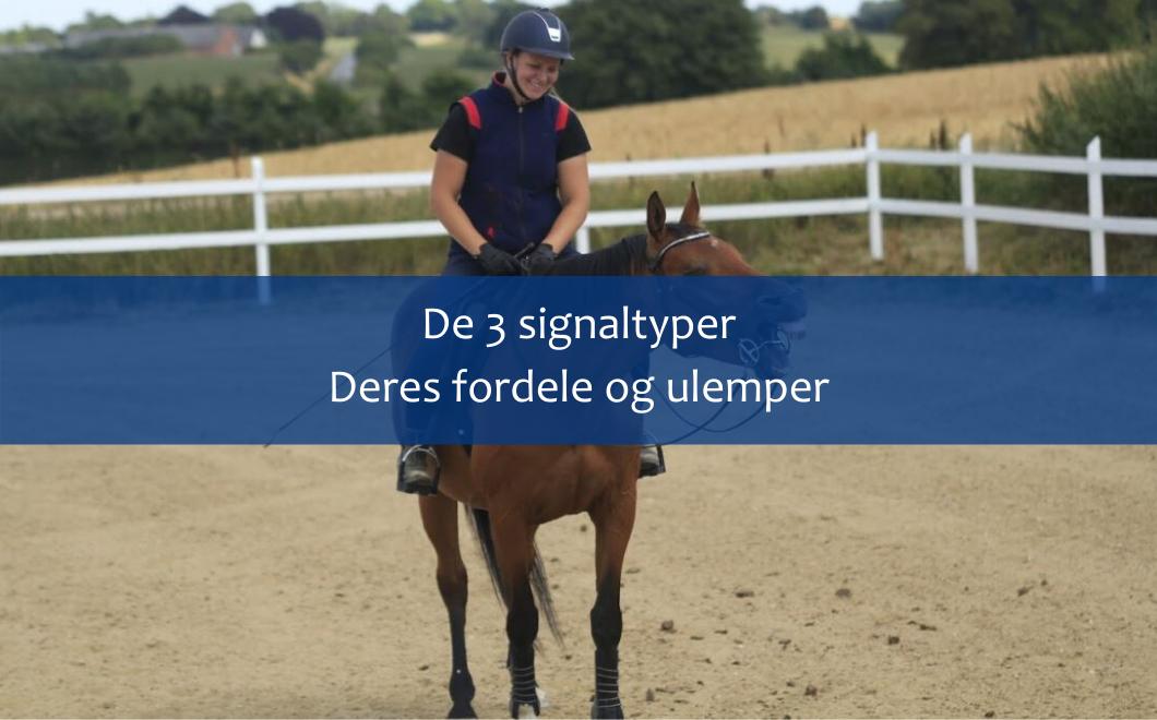 De 3 Signaltyper – Deres fordele og ulemper